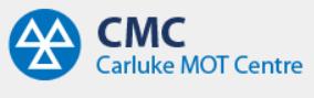 CMC Carluke logo