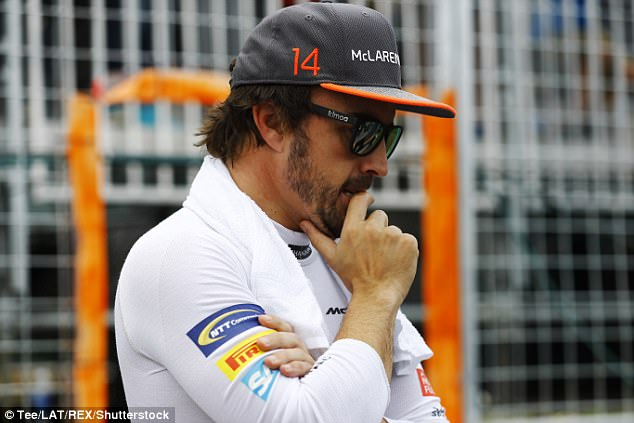 Alonso F1 Champion