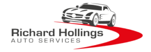 Richard Hollings Garage logo