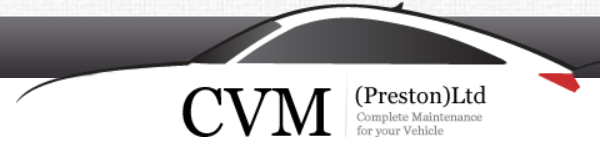 CVM PRESTON logo