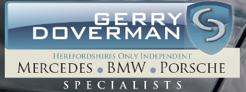 Gerry Doverman logo