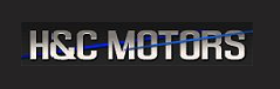 H and C Motors logo