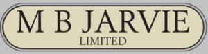 M B Jarvis Garage logo