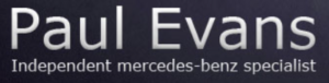 Paul Evans Garage logo