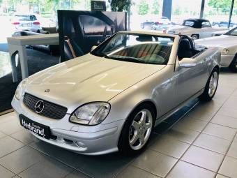 mercedes classic slk picture